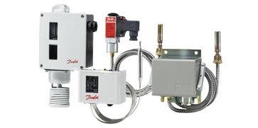 Danfoss Temperature Switches
