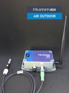Green Cityzen HummBox Air Outdoor