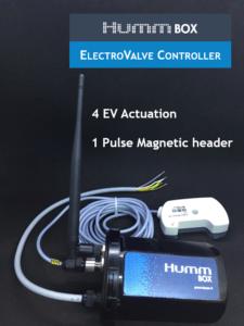 Green Cityzen HummBox Electrovalve Controller