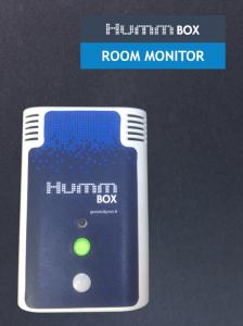 Green Cityzen HummBox Room Monitor