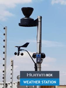 Green Cityzen HummBox Weather Station