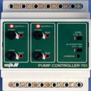 MJK 701 2 Pump Controller