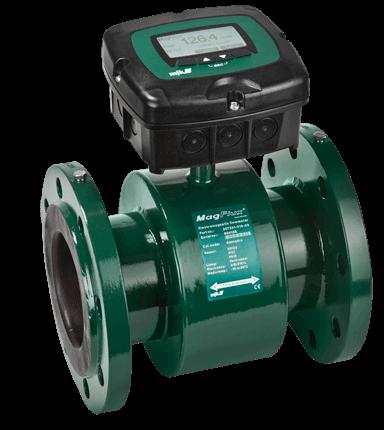 MJK MagFlux Electromagnetic Flow Meter