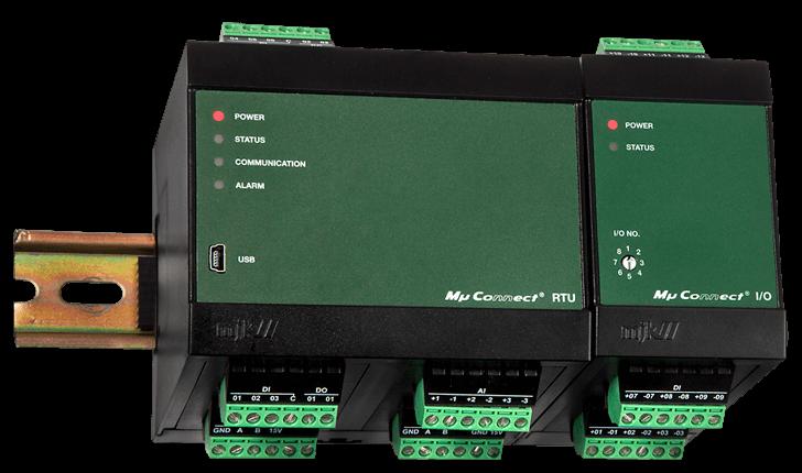 MJK Pump Controller io module