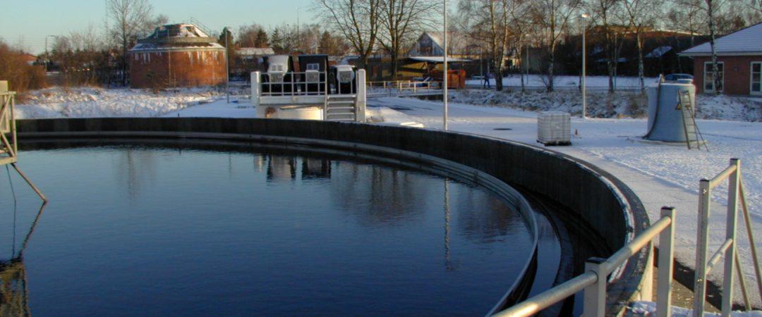 Waste water measurement