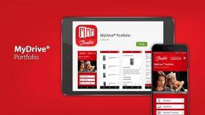 Danfoss MyDrive App