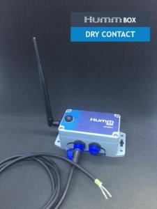 Green Cityzen HummBox Dry Contact