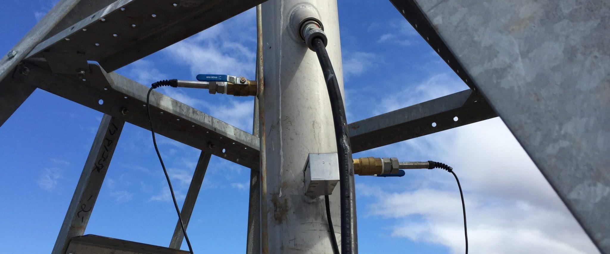 Ultrasonic flow measurement